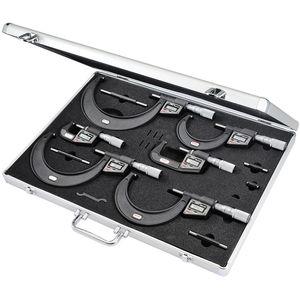 Digital Outside Micrometer Set