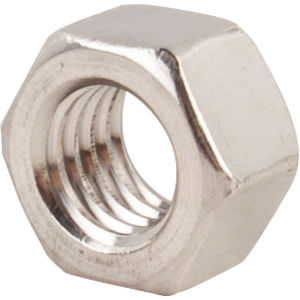 """Box of 200 3//16/"""" BSW 316 Stainless Steel Standard Hex Nut"""