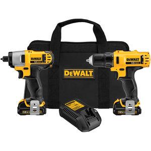 Drill/Driver / Impact Driver Combo Kit