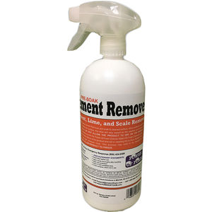 Cement Removers