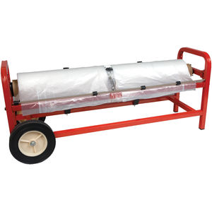 Sheeting Dispenser Cart