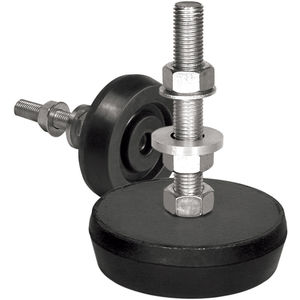 Levelers, Noise and Vibration Control