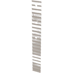 6inche Long  With 40mm Up Turn Stainless steel Wall brick ties X 10 Off 150mm