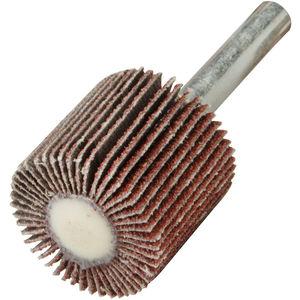 MERIT Flap Wheel,1Dia.x1W.x1//4in 08834149804 Shank,60Grit