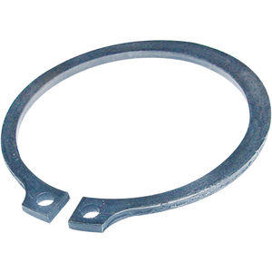 Pack of 30 Standard Lugs Retaining Ring Stainless Steel Material External.9844 in Shaft OD Radially Installed