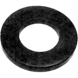 "Flat Washer 5//16"" Black"