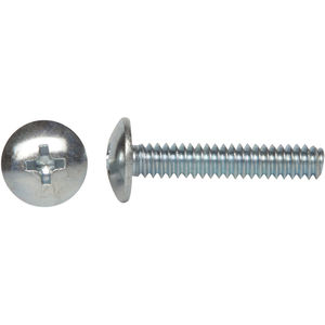 Machine Screw with Nylon Patch