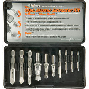 Bolt Extractor Set