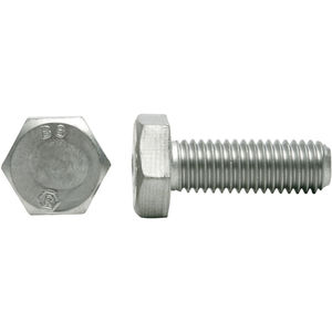 uxcell 10 Set M10x40mm 304 Stainless Steel Hex Bolts w Nuts and Washers Assortment Kit