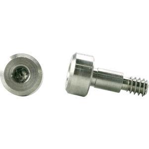 2 pieces 3//4 x 1 Socket Shoulder Screw