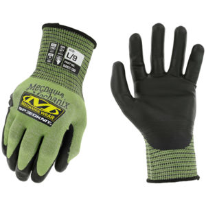 Coated and Dipped Cut Resistant Glove