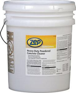 40lb Orange Zep Professional 174 Heavy Duty Powdered Concrete