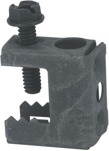 Bc1 Beam Clamp Bc1 Beam Clamp For 1 4 Quot Or 3 8 Quot Rod Fastenal