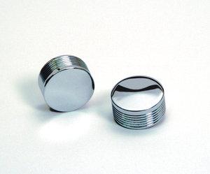 Brass Plain Top Design Bolt Cover For 3 8 Hex Head Cap Screw Fastenal