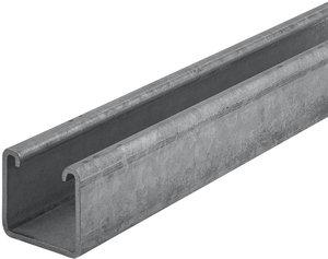1 5 8 Quot X 1 5 8 Quot X 10 12 Ga Plain Steel Solid Strut
