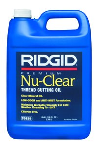 5 Gallon Nu Clear Thread Cutting Oil Fastenal
